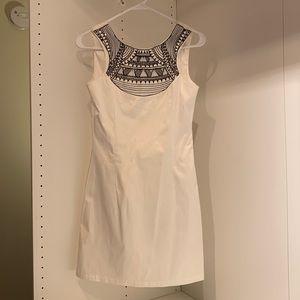 White mini dress - AX